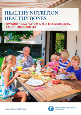 THEMATIC REPORTS - 2015 - Healthy Nutrition Healthy Bones