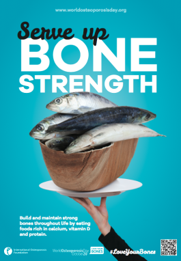 POSTERS - 2015 - Serve Up Bone Strength Fish