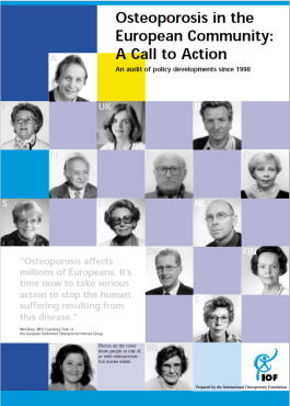 ARCHIVES - 2001 - Osteoporosis in the European Community: A Call to Action