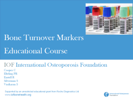 SLIDEKITS - 2013 - Bone Turnover Markers _ For Presenter