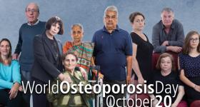 World Osteoporosis Day October 20 2020
