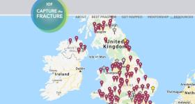 Capture the Fracture Map- UK FLS Mapped
